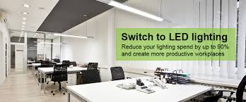led commercial lighting light solutions mi