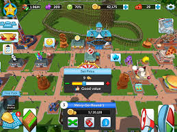 rollercoaster tycoon touch tips cheats and strategies