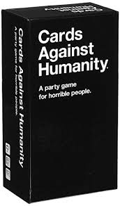words against humanity cards cards against humanity toys