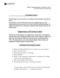 Sample Business Communication Emails by Official Letter Format How To Write An Template 04 Ptasso