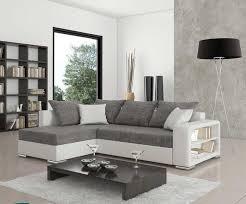 italienische design sofas kleines ecksofa mit schlaffunktion ikea federkern grau weiß und