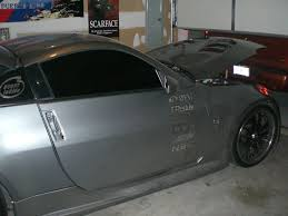 roll royce scarface eclipsegst25 2005 nissan 350z specs photos modification info at