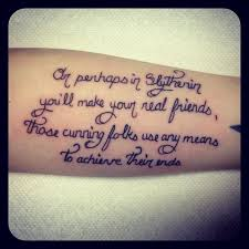 24 best tattoos images on quote tattoos harry potter