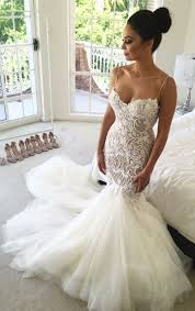 dress wedding delicate mermaid sweetheart sleeveless court wedding dress