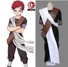 Halloween Costumes Naruto Aliexpress Buy Anime Individual Naruto Gaara 3rd Men U0027s