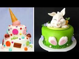 5 cute cake decorating tutorial cakedecorating youtube