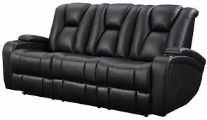 delange power reclining sofa from coaster 601741p coleman