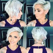 short hairstylescuts for fine hair with back and front view 40 best short hairstyles for fine hair 2018 short haircuts for women