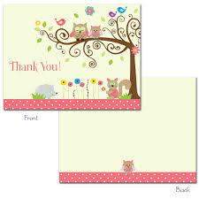baby thank you cards cheap wedding card for daughter and son in law