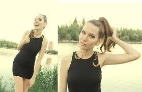 edie sedgwick earrings anastasiya l h m black dress wowmaker my handmade