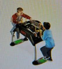 electronic table football game buy espn electronic football table by fisherpric in cheap price on
