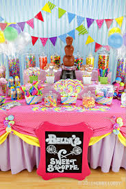 how to set up a candy buffet how much does a candy buffet cost