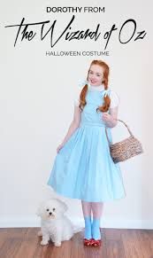 halloween costume idea dorothy from the wizard of oz forever