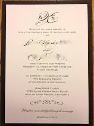 Indian Wedding Card Wording Wedding Invitation Wording For Personal Cards Paperinvite