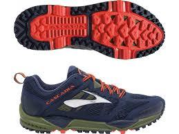 Brooks Cushioning Running Shoes Brooks Cascadia 11 Mens Trail Running Shoes Guy Stuff
