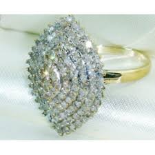 wedding rings at american swiss catalogue engagement rings 9ct gold 1ct diamond cluster american swiss