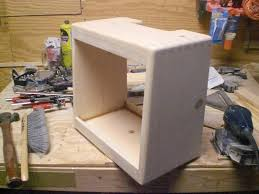building a guitar cabinet building a solid pine wood finger jointed guitar amplifier cabinet