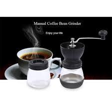 original adjustable manual burr coffee grinder bean miller with