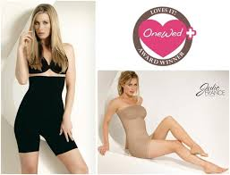 julie france body shapers to wear under your wedding dress on your