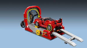 ferrari lego ferrari fxx k and development center 75882 products speed
