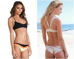 all stars beach tested styles from micro to high waisted