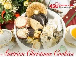 450g of austrian christmas cookies a fantastic collection of