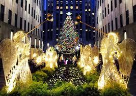 nyc tree lightings windows previews more the