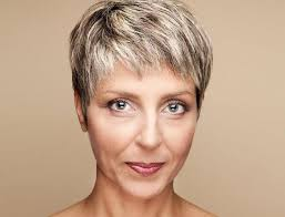 hairstyle for women over 50 with long nose layered pixie cut hair pinterest short hair pixie cut and