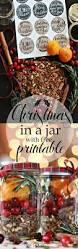 Mason Jar Christmas Gift 15 Easy Mason Jar Christmas Decorations You Can Make Yourself 2017