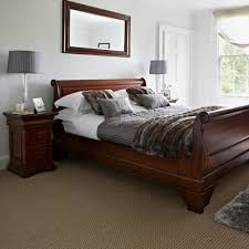 Mahogany Bed Frame The Grosvenor Bed Frame Solid Mahogany Bed Frame With Finish