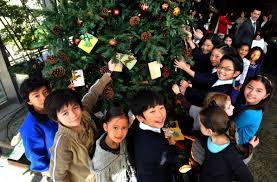 tohoku kids to get christmas cards the japan times