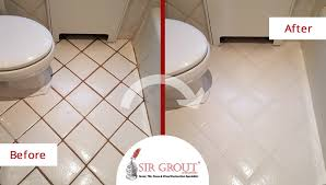 Grout Cleaning Service Awesome Transformation See How This Floor In Rye Got A Complete