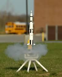 model rocket wikipedia