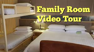 Video Tour Of The Family Room At Sunway Pyramid Hotel Malaysia - Hotel family room