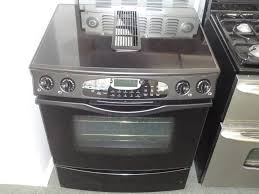 Electric Cooktop Downdraft Ideas Captivating Automated Stainless Downdraft Electric Range