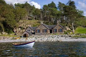 Boat House Roshven Boathouse U2013