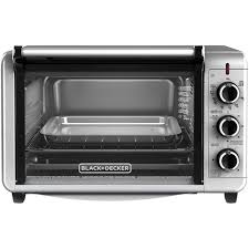 Toaster Oven Under Counter Mount Black Decker 4 Slice Toaster Oven Natural Convection To1755sb