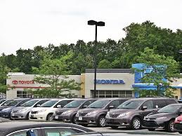 toyota brands carbone honda toyota to have separate buildings the bennington