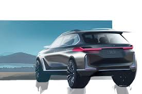 bmw minivan concept bmw shows concept x7 iperformance fullsize suv before frankfurt