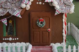 House Doors How To Make U0026 Build A Gingerbread House With Photos U0026 Recipe