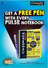 classmate register classmate pulse ad poster manirudh works