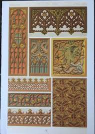 print patterns ornament from the dictionary of