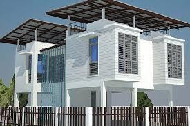 tropical buildings