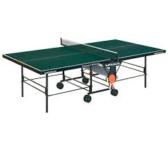 What Is The Size Of A Ping Pong Table by Butterfly Tr26 Playback Rollaway Ping Pong Table