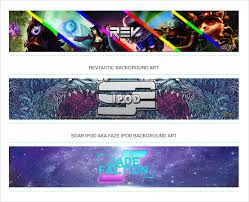 22 youtube channel art templates u2013 free sample example format