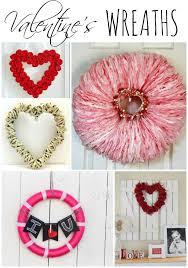 valentines wreaths valentines wreaths and door decor refresh restyle