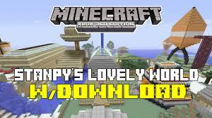 Stampy Adventure Maps Minecraft Xbox 360