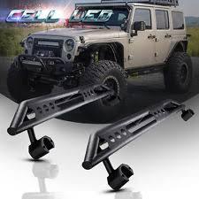 mopar side steps for jeep wrangler unlimited jeep wrangler unlimited steps ebay