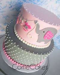 baby shower cakes for a girl best 25 baby elephant cake ideas on elephant