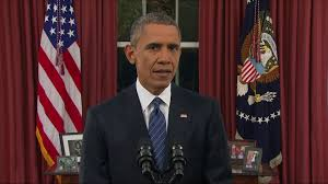 Oval Office Drapes by Obama U0027s Full Speech On Terrorism Threat From Oval Office The